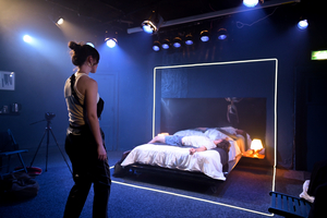 BWW Review: SNOWFLAKES, Old Red Lion Theatre