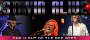Coral Springs Center for the Arts Announces STAYIN' ALIVE: Tribute to the BeeGees & More