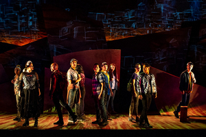 BWW Review: A CROSSING at Barrington Stage Company Serves Up a Veritable Feast For The Eyes And Ears.