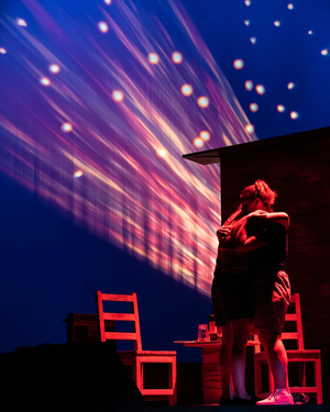 BWW Review: DR. RIDE'S AMERICAN BEACH HOUSE is an Out of This World, Feel-Good, Euphoric Knockout at Jobsite Theater