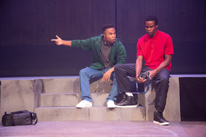 BWW Review: Theatre Raleigh's PEACE OF CLAY