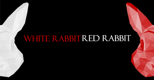 BWW Review: WHITE RABBIT RED RABBIT at Open Stage