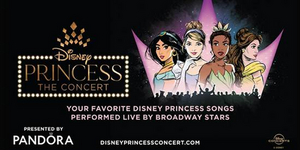 New Date Announced for DISNEY PRINCESS - THE CONCERT at the Aronoff Center's Procter & Gamble Hall