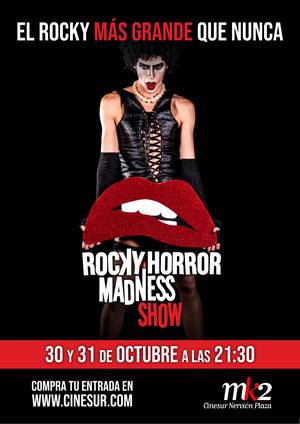 La locura de ROCKY HORROR MADNESS SHOW llega este octubre a Sevilla