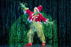THE GRINCH Is Coming To Steal Christmas In Atlanta, December 7-12