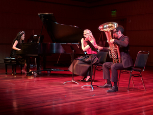 LunART Celebrates Live Chamber Music with A Night Of Music By Women Composers