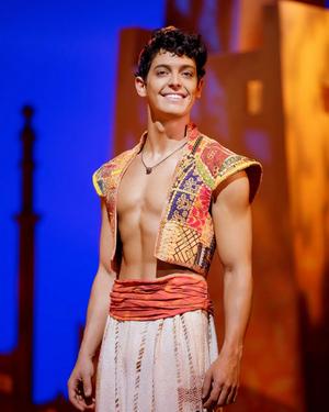Gonzalo Campos dará vida a Aladdin en el musical de Disney en Stuttgart