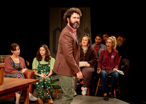 BWW Review: TIMELESS AND TIMELY A LIE AGREED UPON AT THE GAMM THEATRE