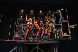 Este fin de semana vuelve a Madrid el musical WE WILL ROCK YOU
