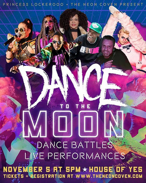 The Neon Coven Teams Up With Princess Lockerooo for DANCE TO THE MOON