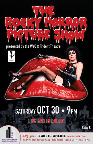 ROCKY HORROR PICTURE SHOW Comes to WYO Theater This Month