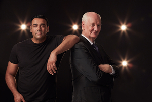 Colin Mochrie & Asad Mecci Announce the Return of the Hit Live Show   HYPROV: Improv Under Hypnosis