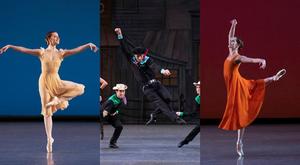 New York City Ballet Announces Three Promotions
