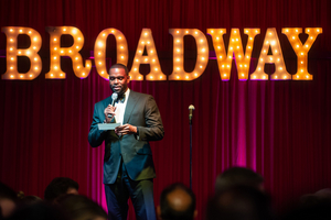 ON BROADWAY GALA Raises $250K With Stunning Speed Painting, Entertainment, More