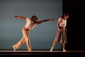 BWW Review: THE PAUL TAYLOR DANCE COMPANY at Eisenhower Theater
