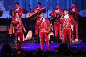 Mariachi Sol De Mexico Celebrates Holidays at Hammer Theatre