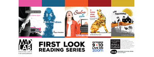 Moving Arts Presents 8th Annual MADlab's First Look Reading Series This Weekend