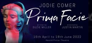 Emmy-Winner Jodie Comer to Make West End Debut in PRIMA FACIE