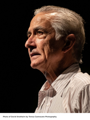 BWW Review: REMEMBER THIS: THE LESSON OF JAN KARSKI, at the Michael R. Klein Theatre, Shakespeare Theatre Company