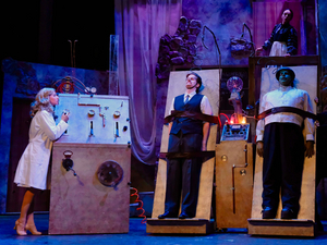 BWW Review: BWW REVIEWS: YOUNG FRANKENSTEIN AT  Garden Theater