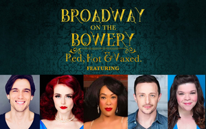 Additional Casting Announced for Abingdon Theatre Company's BROADWAY ON THE BOWERY