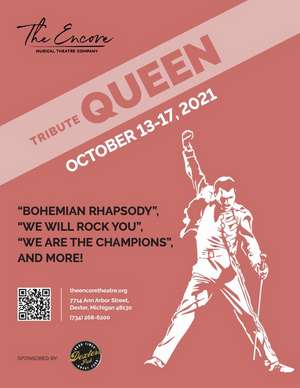 BWW Interview: Detroit Native Arielle Crosby Talks the QUEEN TRIBUTE CONCERT at The Encore Musical Theatre Company!