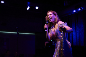 BWW Review: The Silver Screen Era Is Alive and Well When Ann Kittredge Presents MOVIE NITE at Birdland Theater