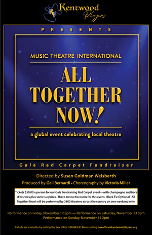 BWW Feature: MTI'S ALL TOGETHER NOW! by Kentwood Players at The Westchester Playhouse