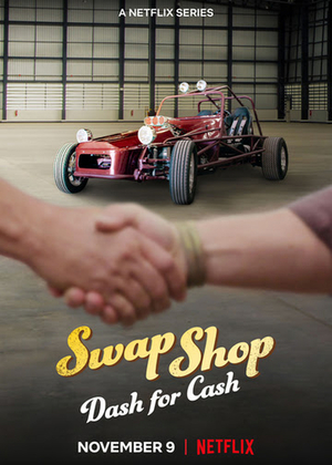 VIDEO: Watch the Trailer for SWAP SHOP on Netflix