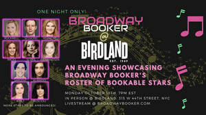 Kate Rockwell, Teal Wicks & More Join Lineup for BROADWAY BOOKER @ Birdland