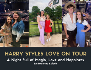 Student Blog: Harry Styles Love On Tour
