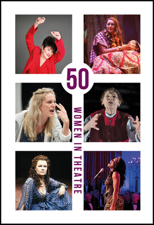 Book Review: 50 WOMEN IN THEATRE