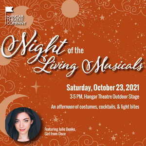 Julie Benko Returns to the Hangar Theatre This Month For NIGHT OF THE LIVING MUSICALS!