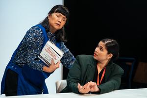BWW Review: RICE, Orange Tree Theatre