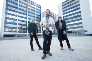 Sweet Justice Announces 'Redline' EP