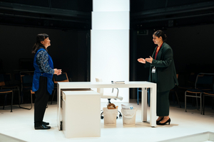 Guest Blog: Playwright Michele Lee on RICE at the Orange Tree Theatre