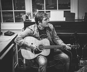 Brian Fallon Shares 'Amazing Grace' from New Hymn Album