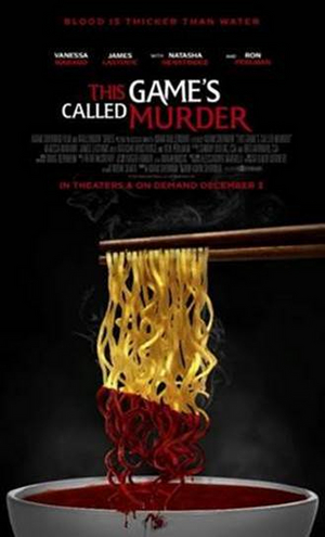 VIDEO: Watch the Trailer for THE GAME'S CALLED MURDER