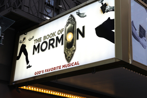 THE BOOK OF MORMON Lottery Policy Announced At Eccles Center
