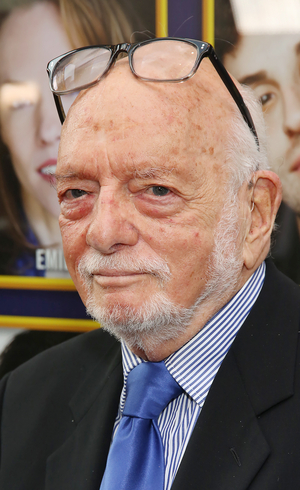 All Broadway Theatres to Dim Lights for Hal Prince