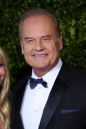 Kelsey Grammer to be Honored by The North Fork TV Festival