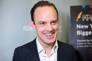 Harry Hadden-Paton Will Lead THE KING'S SPEECH At Chicago Shakespeare