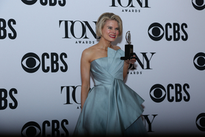 Celia Keenan-Bolger Will Be Honored At ACLU/NYCLU's 'Broadway Stands Up For Freedom'