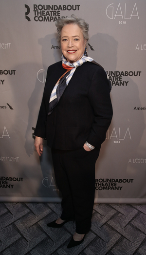 The 24 Hour Plays Gala To Honor Kathy Bates in Partnership with LE&RN