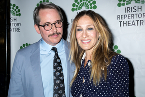Matthew Broderick And Sarah Jessica Parker Will Lead PLAZA SUITE On Broadway