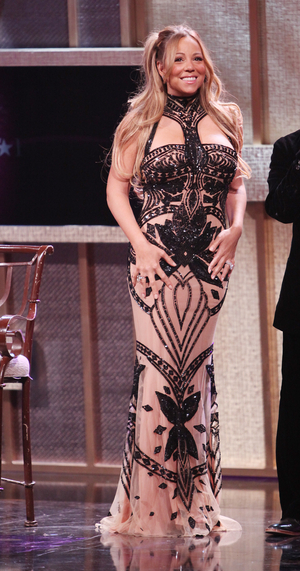 Mariah Carey Debuts MIXED-ISH Theme Song 'In The Mix' at ABC's 'Embrace Your Ish' Event