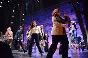 Video: Hear 'Washington' A Cut Song from COME FROM AWAY at CUT FROM AWAY At Feinstein's/54 Below