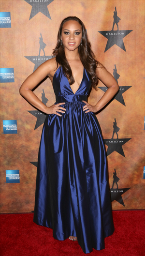 HAMILTON Star Jasmine Cephas Jones Cast in BLINDSPOTTING TV Series