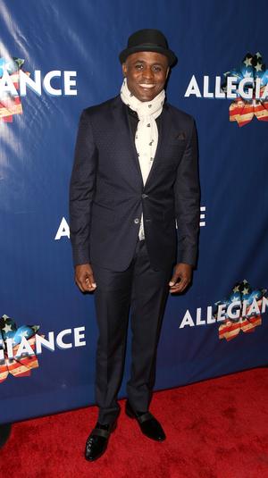 Wayne Brady Joins BLACK LIGHTNING as Gravedigger