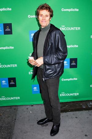 Willem Dafoe Will Star in NIGHTMARE ALLEY
